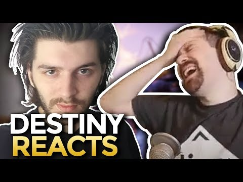 """Rational & Intelligent Gamers"" You Lost Me There - Destiny Reacts to RobinGaming's NaughtyDog Video"