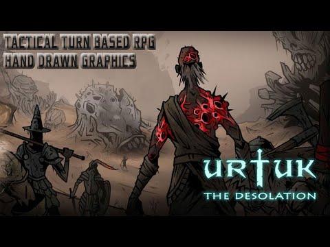 Urtuk: The Desolation. Turn Based | Fantasy | Strategy | RPG | Open World