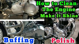 Cleaning TIPS To Maintain & Modify Royal Enfield  Simple Formula  Royal Bullet