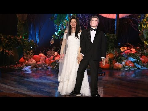 Ellen's Halloween Costume Revealed!