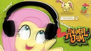 Fluttershy plays Animal Jam 🍉 | SO MANY WONDERS! | Part 1