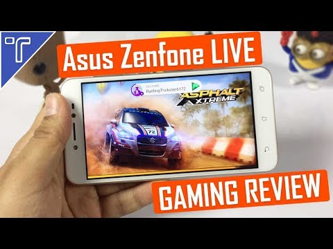 Asus Zenfone Live Gaming Review - Performance & Heating Test!