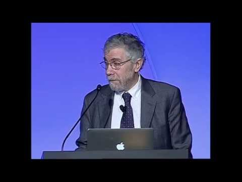 A Conversation With Paul Krugman and Catharine Hill