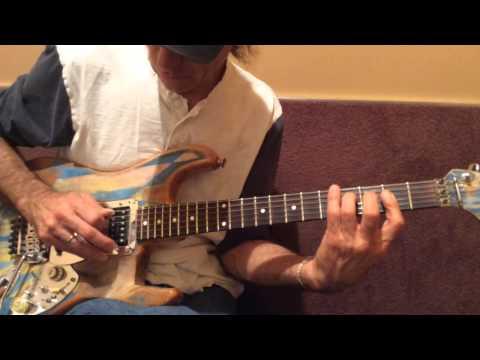 Derol Caraco - Guitar Lesson - Blues - I