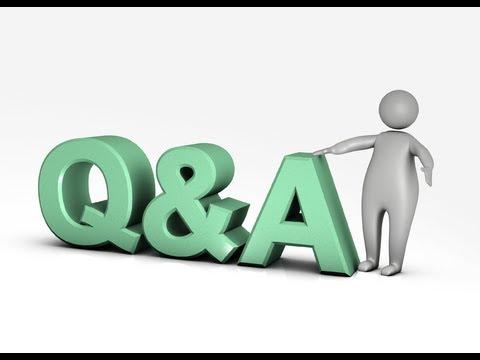 LIVESTREAM Q & A 10: Recent TNA criticisms