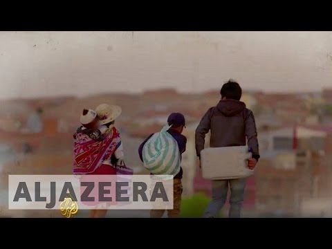 Argentina: Cross-Border Trafficking