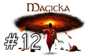Magicka Playthrough with Kootra and Nova Part 12 - Grimnir