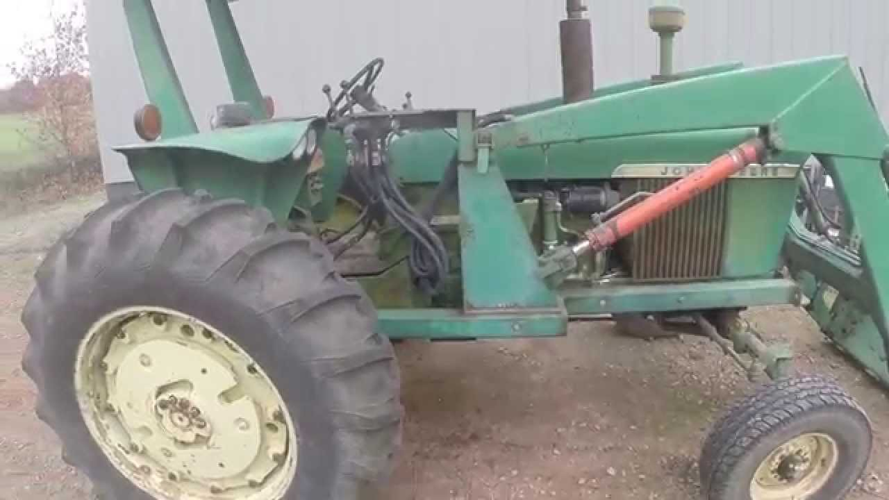 small resolution of 1968 john deere 3020 12v conversion part 1 youtube wiring diagram for 24 volt to 12 volt conversion of jd 3010 share