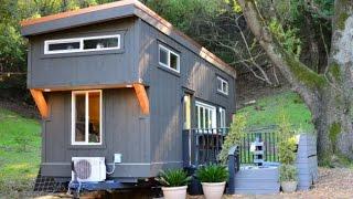 224 Sq. Ft. Tiny House On Wheels