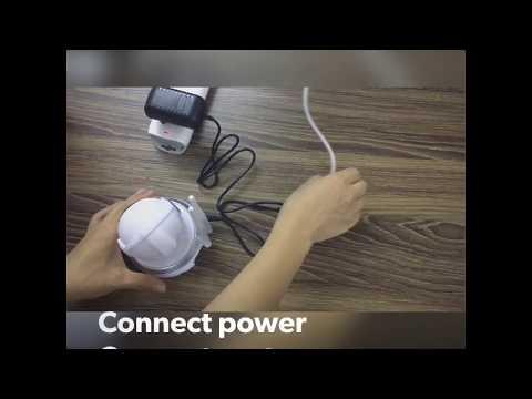 """""""Care Home"""" APP Cloud Storage Camera How to Setup Network"""