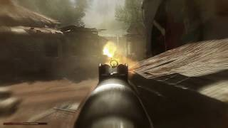 Far Cry 2 [720p HD/PC] Walkthrough part 1: Intro