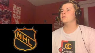 Weird NHL 90's Edition (Reaction)!!!