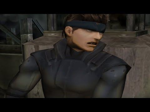 Metal Gear fans react to The Twin Snakes' ludicrous cutscenes.