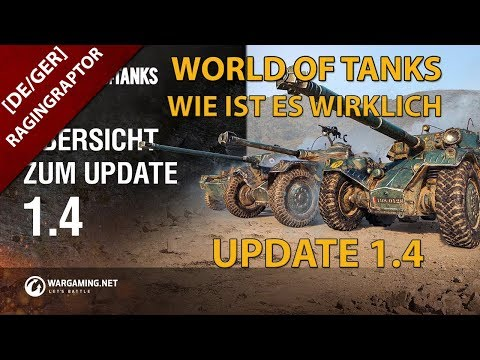 World of Tanks Wie Ist Es Wirklich: Update 1.4 thumbnail