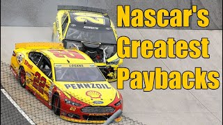 Nascar's Greatest Paybacks