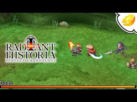 Radiant Historia: Perfect Chronology - Citra Emulator (GPU Shaders, Full Speed!) - Nintendo 3DS - 동영상