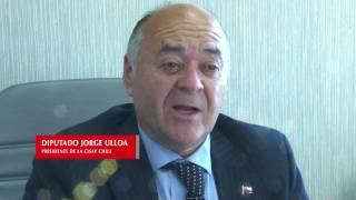 Diputado Jorge Ulloa y la XII Cumbre de la Alianza del Pacífico