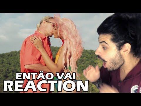 Pabllo Vittar - Então Vai Feat Diplo REACTION  Reação e comentários