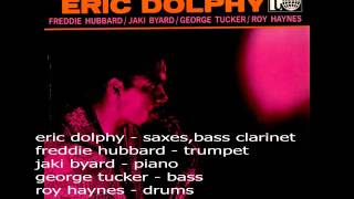 Eric Dolphy - outward bound (full LP 1960)