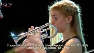 Play Hummel Trumpet Concerto In E Flat - Iii Rondo