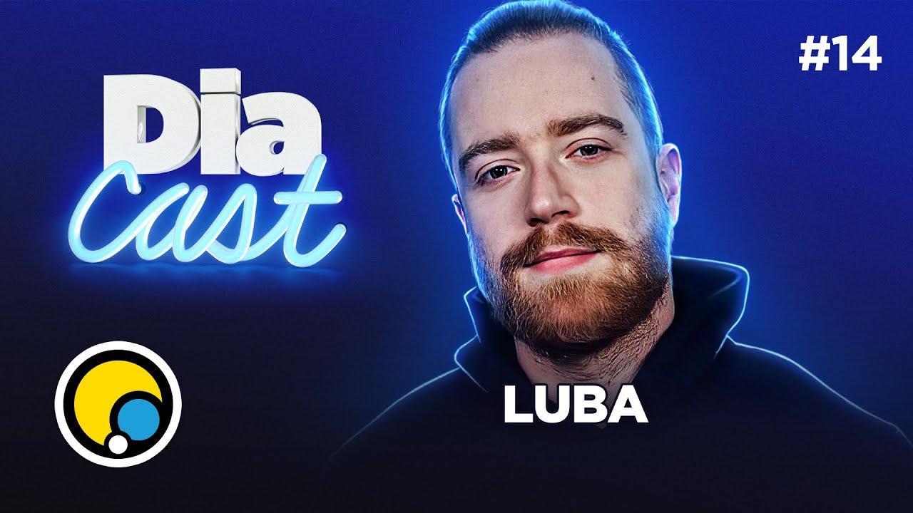 Download Luba bate papo sobre vida, reflexões, podcast de sucesso com Jean Luca e muito mais! | DiaCast