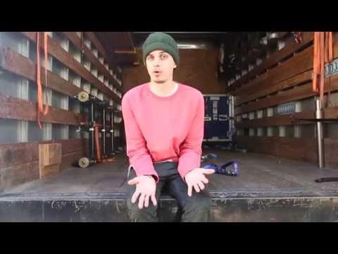 Watsky- Talking to Myself [Behind the Scenes]