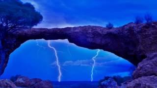 Lightning storm   Sandstone   9 4 16