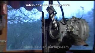 Tutoriel Solex : 04 démontage piston et bielle