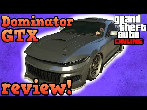 Dominator GTX review - GTA Online guides!