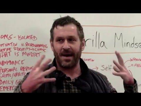 Gorilla Mindset Seminar by Mike Cernovich