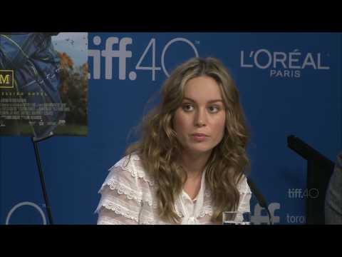 ROOM Press Conference   TIFF 2015