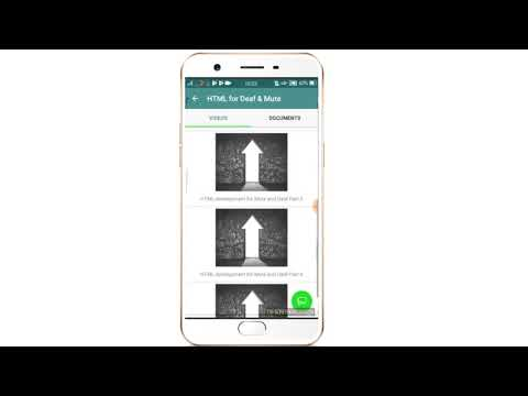 Demo Video - Handy Voice - Technovation Challenge 2018