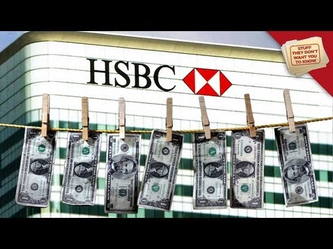 HSBC & the Largest Money Laundering Fine Ever