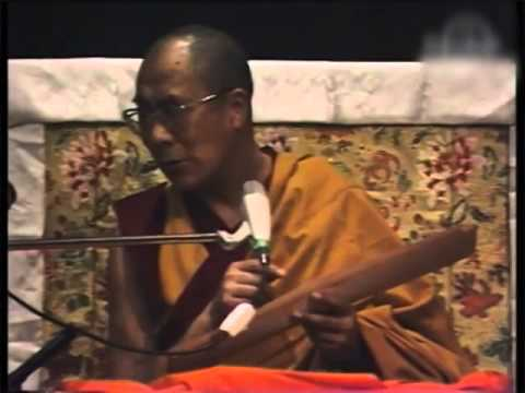 01/xx - Discourse on Uttaratantra / H.H.14th Dalai Lama / BO-EN