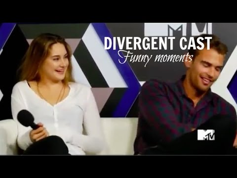 how can i meet the cast of divergent