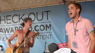 Boomerang (acoustic) - The Summer Set 7.28.13