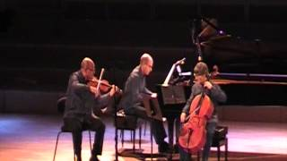 BEETHOVEN. ALLEGRETTO FOR PIANO TRIO WoO 39 (Live Recording)