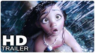 MOANA Trailer 2 | Disney Movie 2016
