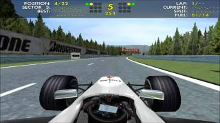 F1 2001 - Getting Back Into It