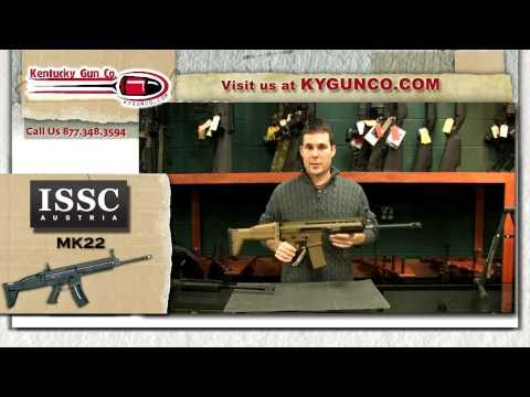 ISSC MK22 MSR Review and Range Test