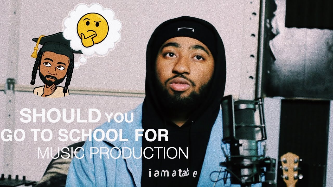 Should you go to school for music production?