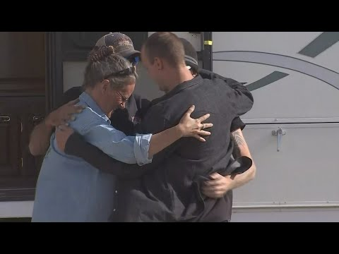 VIDEO: Family gifted trailer after home burns down in Prescott Valley