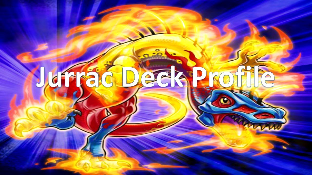 Jurrac deck profile october 2015 youtube ccuart Images