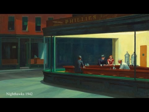 Edward Hopper -  Painter of Alienation