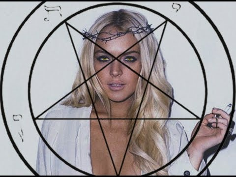DID LINDSEY LOHAN JUST HAVE AN MK ULTRA BREAK DOWN??? (GETS PUNCHED IN THE FACE)