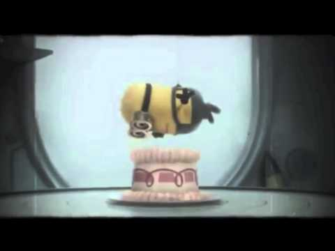Tanti Auguri - Happy Birthday from Minion !!! Travel Video