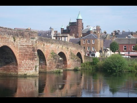 Places to see in ( Dumfries - UK )