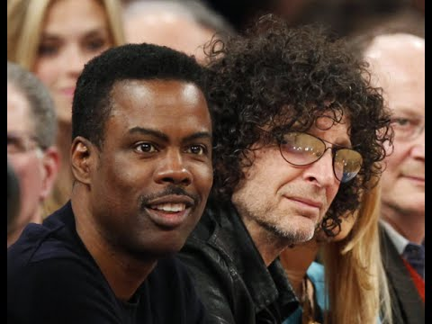 Howard Stern Chris Rock - New HBO Special - Stand up Comedy
