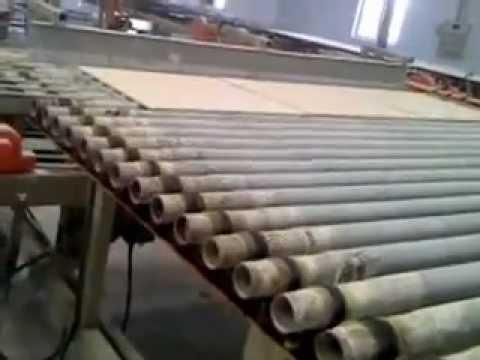 Digital Glazed Vitrified Tiles Production Process Part 2