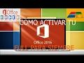 Seriales de activación de Microsoft Office 2016